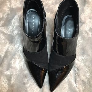 zara ankle heels